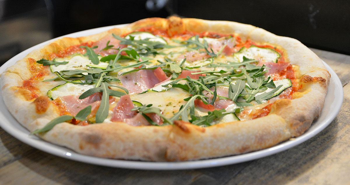 Pizza SI Mercado de san ildefonso cabecera